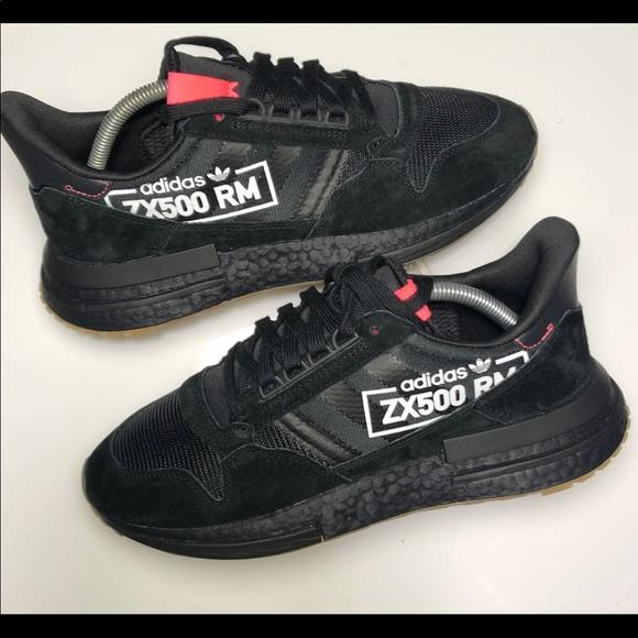 Men's Adidas ZX 500 RM BlkGum